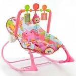 เปลโยก Pink Elephant infant to toodle rocker ส่งฟรี พัสดุไปรษณีย์