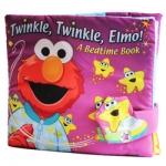 หนังสือผ้า twinkle twinkle Elmo ส่งฟรี