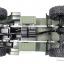 รถGMC U.S ARMY 4x4 รถทหารอเมริกัน - HENG LONG 3853A 1:16 thumbnail 6