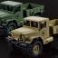รถGMC U.S ARMY 4x4 รถทหารอเมริกัน - HENG LONG 3853A 1:16 thumbnail 14