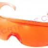 แว่นตากันน้ำผู้ใหญ่ 15.5 ซม. (คละสีในโหล)