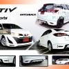 Yaris 2017 5dr - Tsport