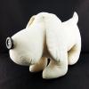 ตุ๊กตาหมาบาสเซ็ต ฮาวด์ Basset Hound Softy Toy - WHITE