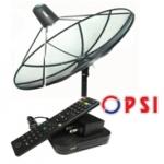 จานดาวเทียม PSI O2X HD ราคาพร้อมติดตั้ง