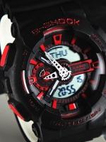 Casio G Shock เกรด AAA  สีดำหน้าปัดแดงตัวท๊อบสุด  รุ่น ใหม่ ล่าสุด ส่งฟรี Ems