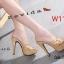 รองเท้าส้นสูงแฟชั่น ไซส์ 36-40 thumbnail 5