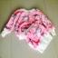 3D Rose Luxury Sweater & Mini Skirt Korean Style thumbnail 5