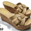 รองเท้าส้นเตารีดแฟชั่น ไซส์ 36-40 thumbnail 3