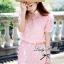 Lady Ribbon's Made Lady Blair Sweet Riviera Pastel Mini Dress thumbnail 3