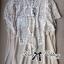 Lady Ribbon's Made Lady Amanda See-Through Embroidered Knit Lace Blouse thumbnail 5