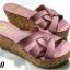 รองเท้าส้นเตารีดแฟชั่น ไซส์ 36-40 thumbnail 4