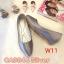 รองเท้าคัทชูส้นเตี้ยแฟชั่น ไซส์ 36-40 thumbnail 5