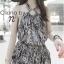 Cliona made,Andaman Halter-neck Jumpsuit- thumbnail 3