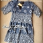 Lady Ribbon's Made Lady Amy Sweet Chic Laser-Cut Cotton Dress thumbnail 5