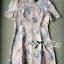 Lady Ribbon's Made Lady Grace Sweet Pastel Mini Flower Printed Dress thumbnail 3