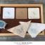 หมึกปั๊มกระดาษสีชอล์ก - Argean Blue thumbnail 3