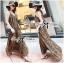 (ส่งฟรี EMS) Lady Ribbon's Made Lady Dita Sexy Leopard Printed Maxi Dress thumbnail 5
