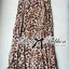 (ส่งฟรี EMS) Lady Ribbon's Made Lady Dita Sexy Leopard Printed Maxi Dress thumbnail 9
