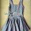 Lady Ribbon's Made Lady Martin Mini Blossom Ruffle Dress thumbnail 5