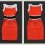 Cliona Made, Primary Colour Shape Dress thumbnail 3