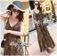 (ส่งฟรี EMS) Lady Ribbon's Made Lady Dita Sexy Leopard Printed Maxi Dress thumbnail 4