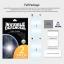 ฟิล์มกันรอย Google Pixel 2 Screen Protector, Invisible Defender [Full Coverage][2-Pack] thumbnail 7