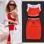 Cliona Made, Primary Colour Shape Dress thumbnail 1