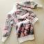3D Rose Luxury Sweater & Mini Skirt Korean Style thumbnail 4