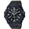 Casio G-Shock G-STEEL GST-S130BC CORDURA Band series รุ่น GST-S130BC-1A3
