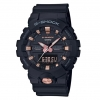 CASIO G-SHOCK Special Color GOLD in BLACK รุ่น GA-810B-1A4