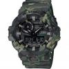 Casio G-Shock GA-700CM Camouflage Series รุ่น GA-700CM-3A