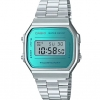 Casio STANDARD DIGITAL Vintage A168 Mirror Face series รุ่น A168WEM-2