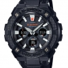 Casio G-Shock G-STEEL GST-S130BC CORDURA Band series รุ่น GST-S130BC-1A