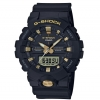 CASIO G-SHOCK Special Color GOLD in BLACK รุ่น GA-810B-1A9