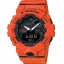 Casio G-Shock Bluetooth® รุ่น GBA-800-4A (เพื่อการออกำลังกาย นับก้าวได้) thumbnail 1