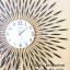 นาฬิกาติดผนัง รุ่นใบไม้พลอยใหญ่ T-Meid thumbnail 3