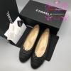 รองเท้า Chanel shoe สีดำ งาน Hiend Original