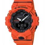 Casio G-Shock Bluetooth® รุ่น GBA-800-4A (เพื่อการออกำลังกาย นับก้าวได้)