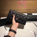 Chanel wallet สีดำ งาน Hiend Original