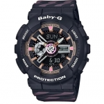 Casio Baby-G PUNTO IT DESIGN รุ่น BA-110CH-1A