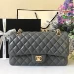 Chanel Classic สีเทา งานHiend Original