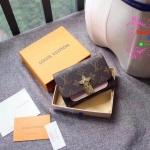 Louis vuitton Flower wallet งานHiend Original