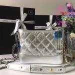 Chanel Gabrielle สีเงิน งานHiend Original