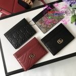 Gucci Card Holder สีดำ งานHiend1:1