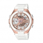 "Casio Baby-G G-MS ""G-Steel Lady"" MSG-400G series รุ่น MSG-400G-7A"