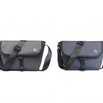 NY07 กระเป๋าสะพายข้าง ยี่ห้อ My ผ้า oxford มี 2 สีให้เลือก คือ สีเทา และสีน้ำเงิน (MO&Y)