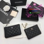 Chanel Wallet สีดำ งานHiend 1:1