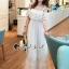 Seoul Secret Say's... Girly Bow Cami Tie Maxi Dress thumbnail 3