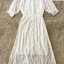 Aris Code White Lace Dress Maxi Sweet thumbnail 3