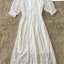 Aris Code White Lace Dress Maxi Sweet thumbnail 4